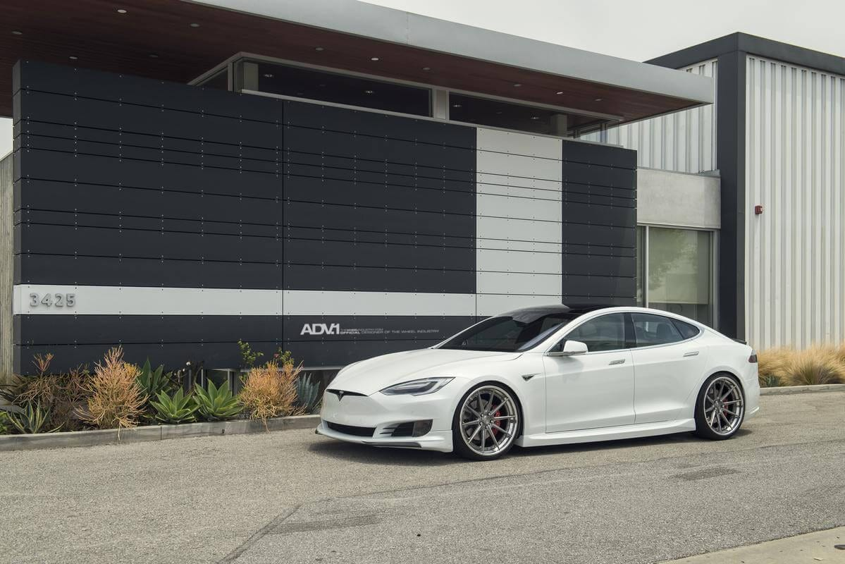 Unplugged Performance Tesla Model S Tuning Package