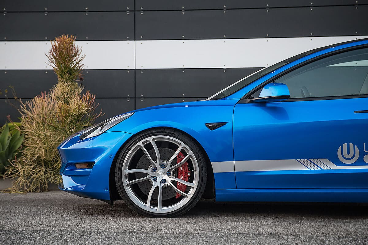 Unplugged Performance Tesla Model 3 Tuning Package
